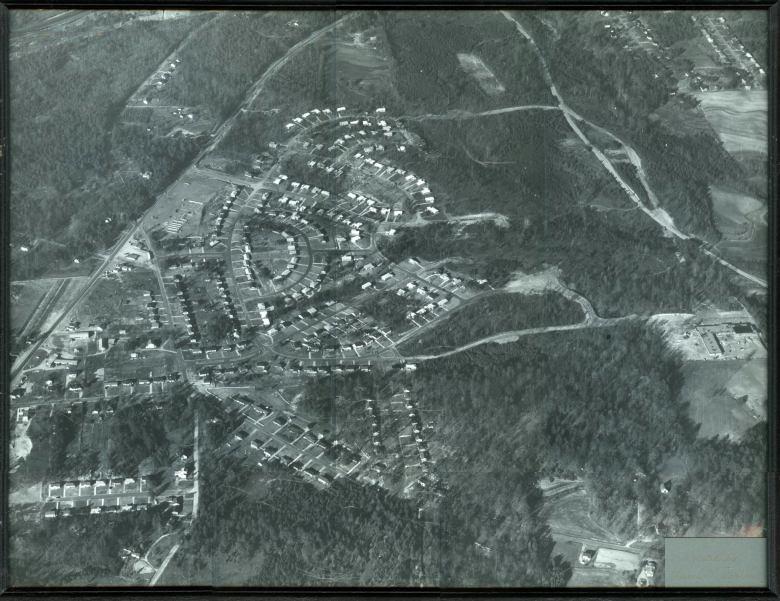 Northwoods aerial